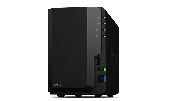 wifihome.cz - Synology NAS